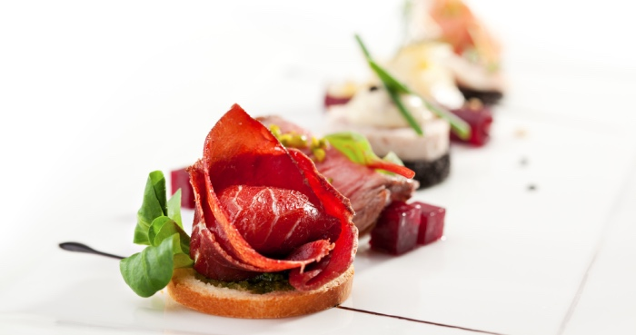 Canapes | Clubvivre: Your On-Demand Chef
